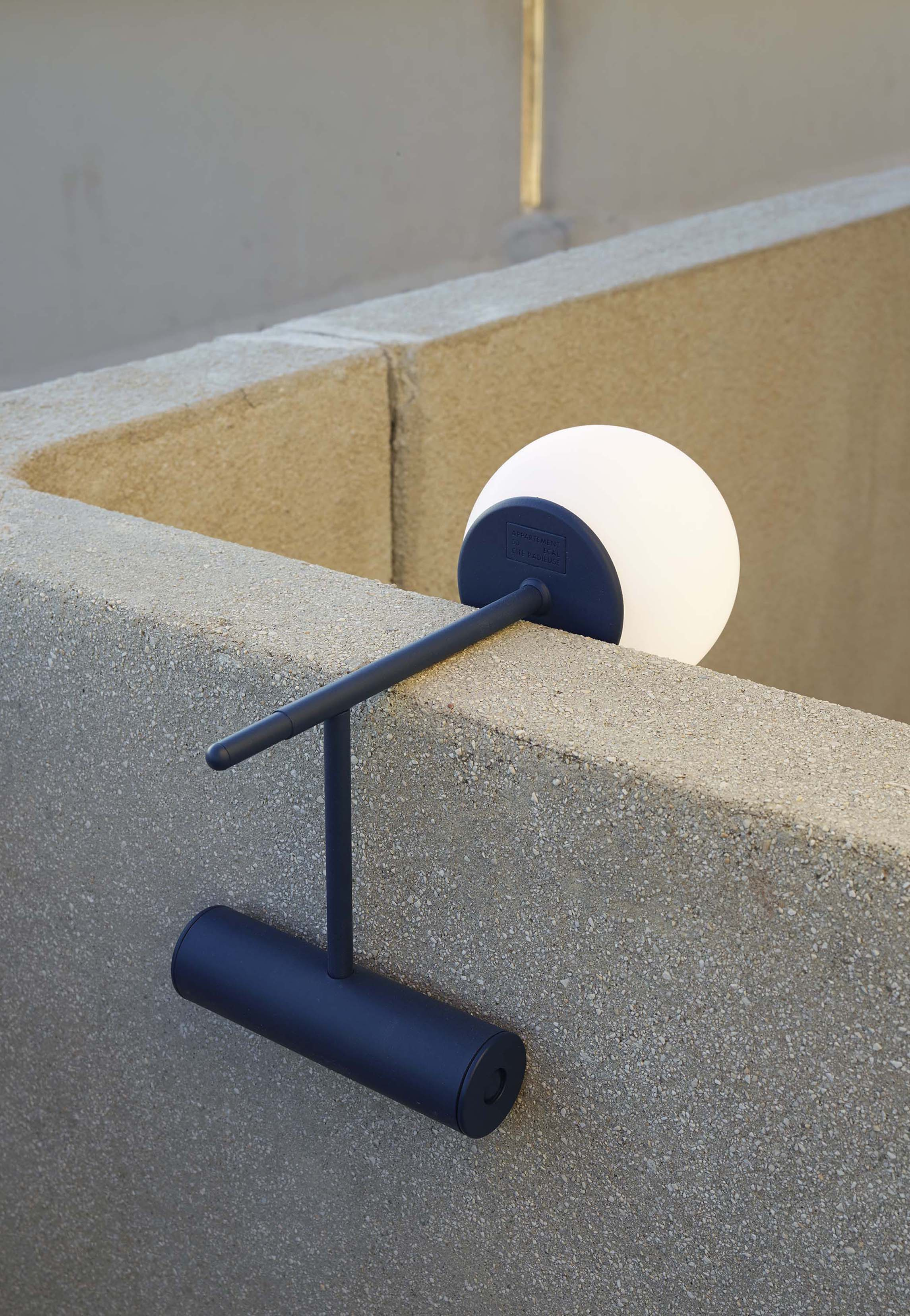 Phare Portable Lamp by Menu A/S